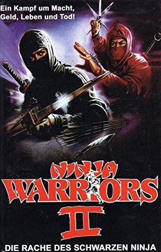 Golden Ninja Warrior Ninja Warriors 2 - Hardbox - by Donald ...
