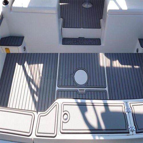 94.5''X47.2''/240CM X 120CM Self Adhesive EVA Foam Teak Sheet Boat Yacht Synthetic Decking