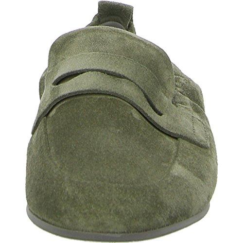 De Flats Manufacture Femmes 256 Salvia Les De Et Mocassin Chenil Chaussures Schmenger 22720 rxBfPr