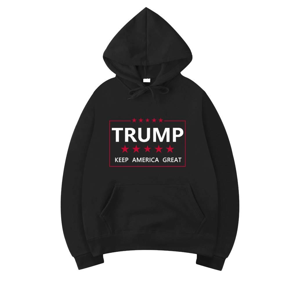 LGBT Liberty Guns Beer Trump Sweatshirt Keep America Great MAGA 2020 Hoodie