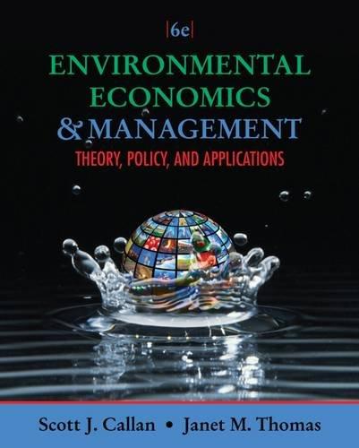 Environmental Economics+Management