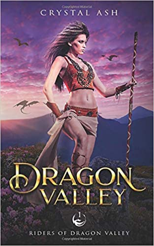 Amazon Fr Dragon Valley A Fantasy Romance Crystal Ash