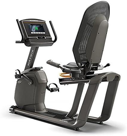 Matrix Fitness ZMK4000753 Matrix R50 - Bicicleta con consola Xer ...
