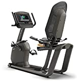 Matrix Fitness Matrix R50 Recumbent Bike with Xer Console