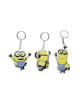 MINIONS 0 Llavero Rubber, 0 (8426842040783): Amazon.es ...