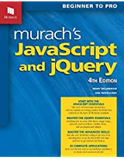Murach's JavaScript and Jquery (4th Edition)