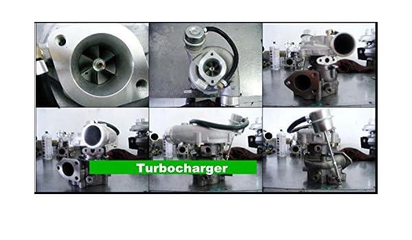 GOWE Turbocompresor para gt1752s 28200 - 4 A001 Turbocompresor Turbo para Hyundai Starex H1 Motor D4Cb 2.5L 140Hp: Amazon.es: Bricolaje y herramientas