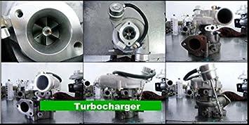 GOWE Turbocompresor para gt1752s 28200 – 4 A001 Turbocompresor Turbo para Hyundai Starex H1 Motor D4Cb