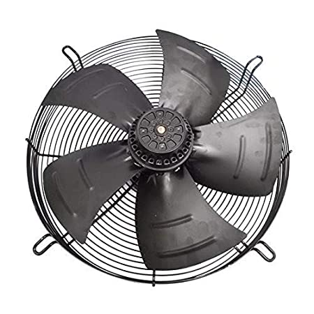 Axial Fan Hood 450 Mm 230 W 220 V