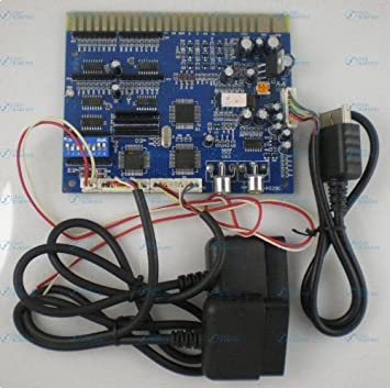 Amazon.com: PS2 time board/PS2 to jamma play by time/P2 timer ...