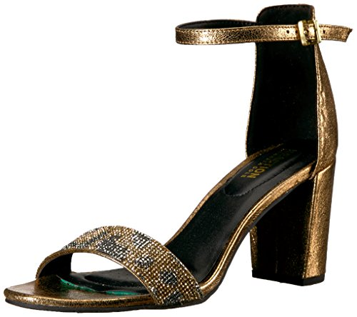 Gold Absatz Kenneth Sandalen Frauen REACTION Mit Cole Medal w8q80