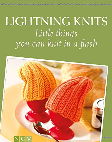 Trend Wool Yarn (Lightning Knits: Little things you can knit in a flash)