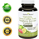 Tri-Blend-Pure-Garcinia-Cambogia-HCA-Green-Coffee-Bean-and-Raspberry-Ketones-Complex-By-Nature-Bound