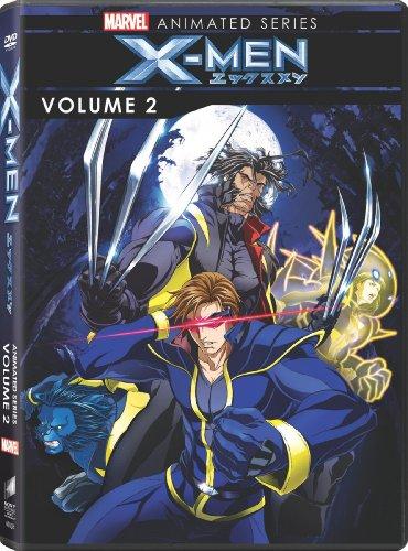 marvel anime dvd - 7