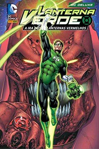 Lanterna Verde – A Ira Dos Lanternas Vermelhos
