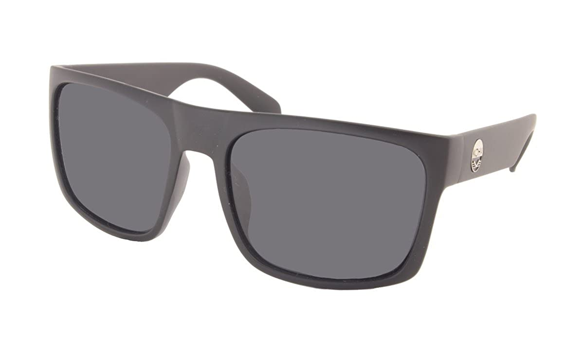 2bd1bb21202 Amazon.com  KOHV   Bear   Matte Black Smoke Polarized Sunglasses - Quality  Eyewear for Men   Women