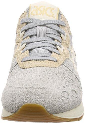 Scarpa grigio crema Gel Bianco Tiger Lyte Asics fan6Tz