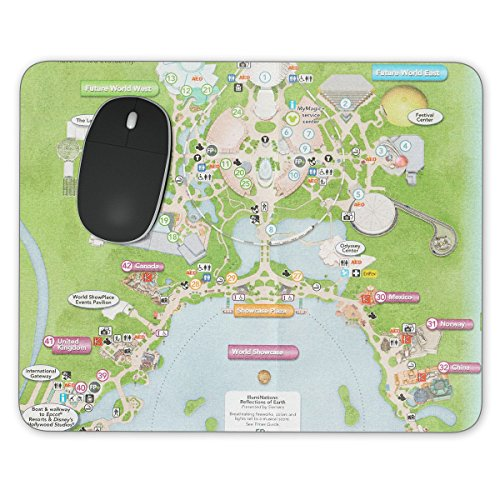 epcot-center-map-mousepad-rectangle-mousepad-neoprene-for-optical-laser-mouse