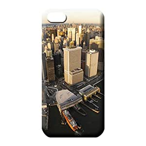 iphone 5 5s Nice Perfect For phone Fashion Design phone back shells birds view of downtown manhattan