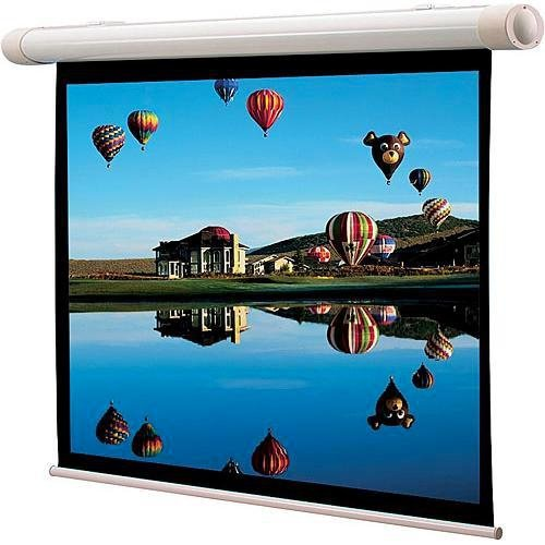 Av Matt White Screen (7IN Diag Salara/series M Manual Screen 4:3 Matt White)