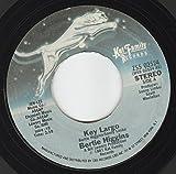 45vinylrecord Key Largo/White Line Fever (7