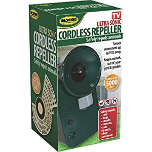 Ultrasonic Pest Control Cordless Repeller