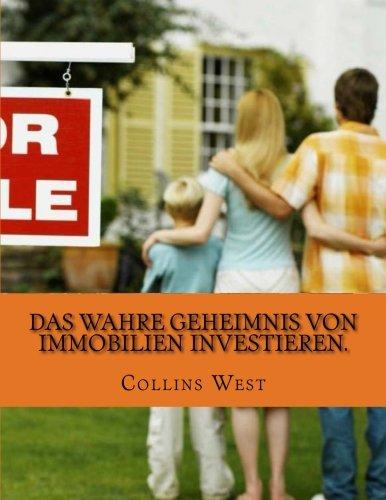 Das wahre Geheimnis von Immobilien investieren.: Schalten Sie in einen Smart für Großhändler Angebote erhalten Sie Träumen!