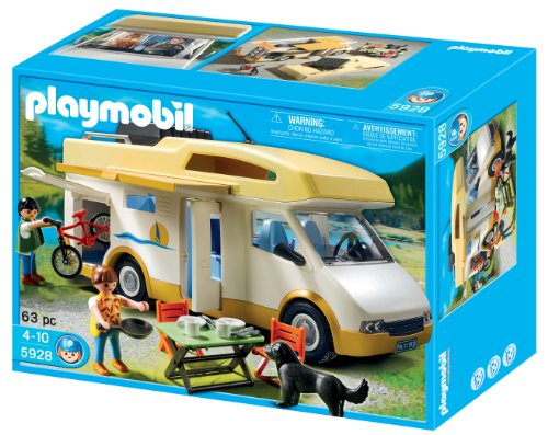 playmobil u00ae camper playset - buy online in uae