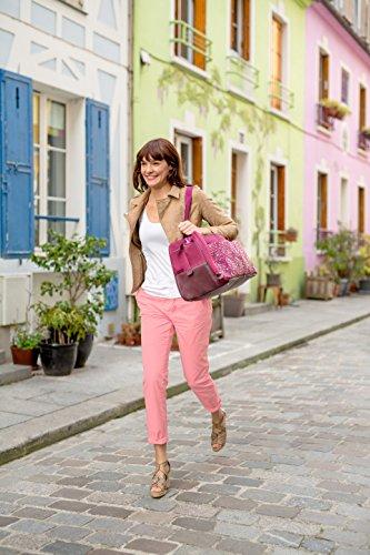 Babymoov Traveller Bag A043568 - Bolso cambiador, color rojo