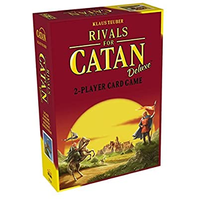 Rivals For Catan - Deluxe: Toys & Games