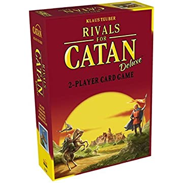 best selling Rivals for Catan