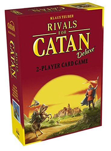 Rivals For Catan -