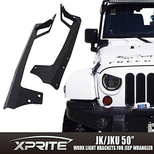 jeep bracket led - 6
