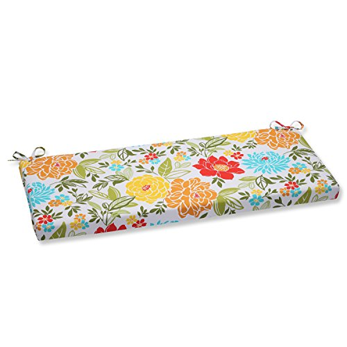 - Pillow Perfect Outdoor Spring Bling Bench Cushion, Multicolored