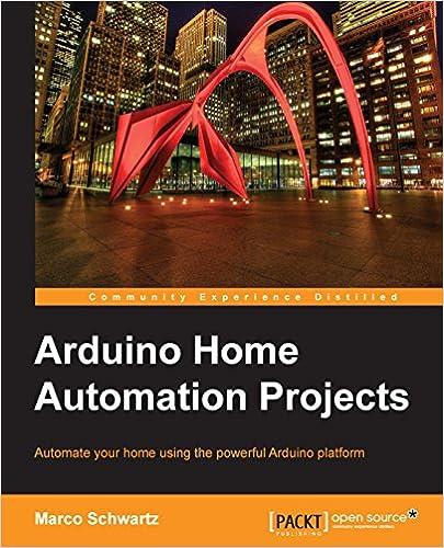 Arduino home automation projects marco schwartz ebook amazon fandeluxe Gallery