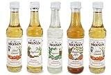 Monin Holiday Cheer Collection Flavoring Syrups