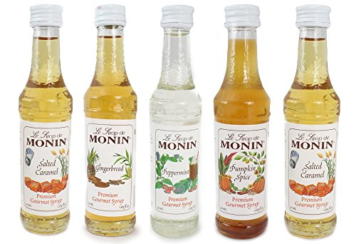 Review Monin Holiday Cheer Collection