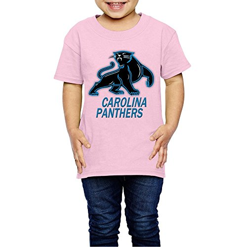 Rong Carolina Panthers Little Girls' T-Shirt