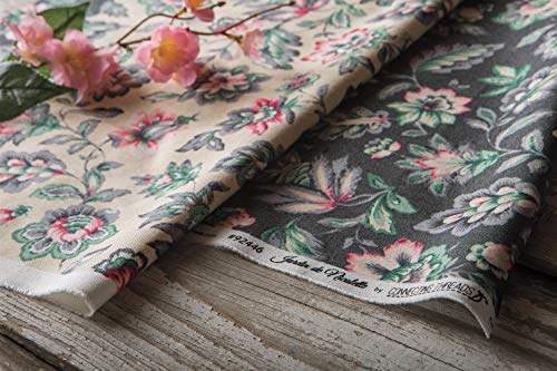 Connecting Threads Print Collection Precut Quilting Fabric Bundle (Jardin de Nicolette - Fat Quarters) by Connecting Threads (Image #2)