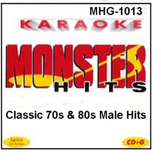Monster Hits Karaoke #1013 - Classic 70s & 80s Male Hits (70s Karaoke)