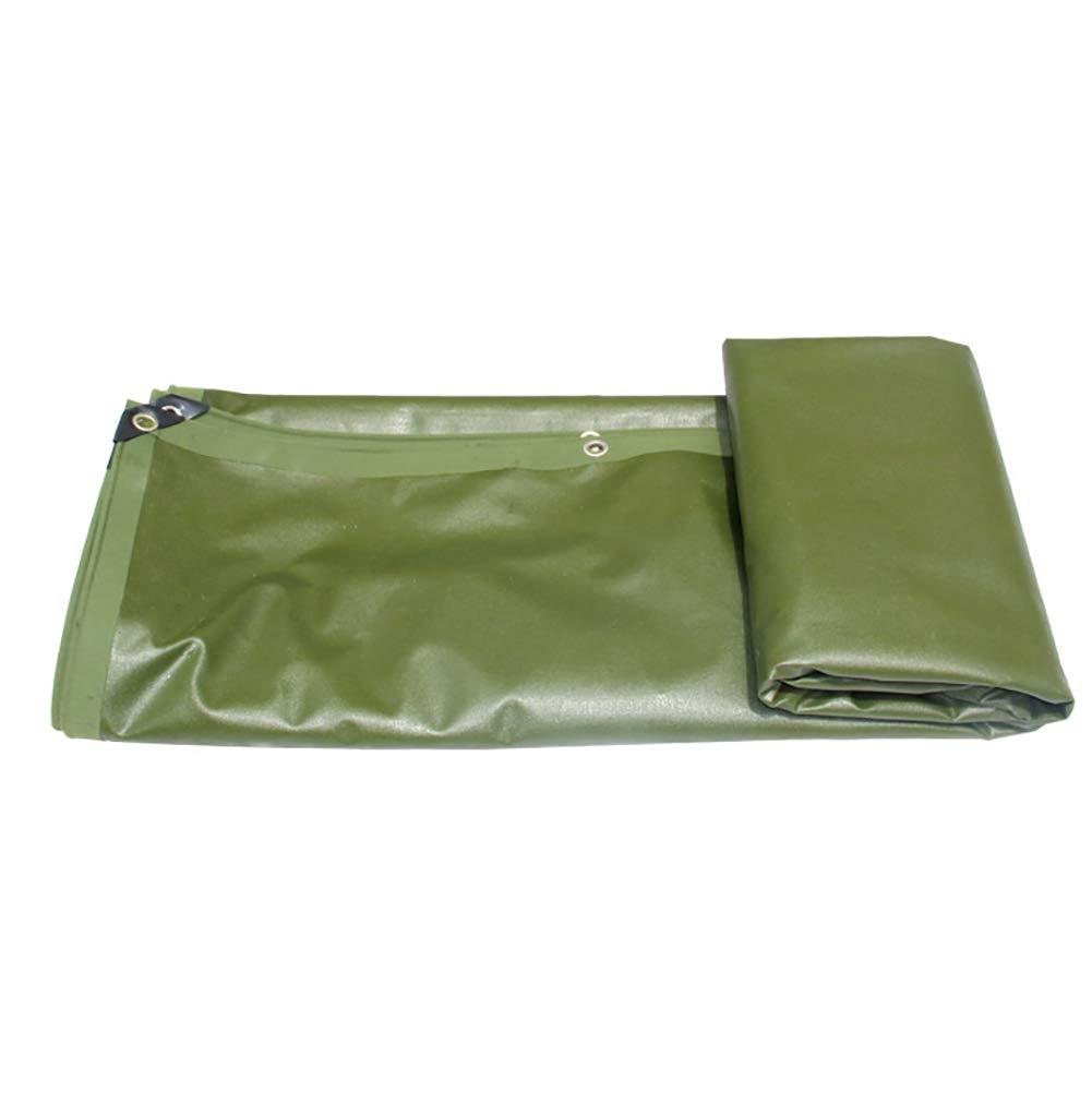 Planen-große Planen-Grün-wasserdichte umkehrbare Grundzelt-Anhänger-Abdeckung der mehrfachen Mehrzwecksonnenschutz-Sonnenschutz-Sonnenschutz-Plane Sheetb (größe   4mx4m)