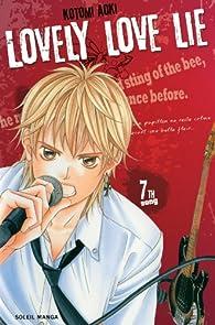 Lovely love lie, tome 7  par Aoki Kotomi