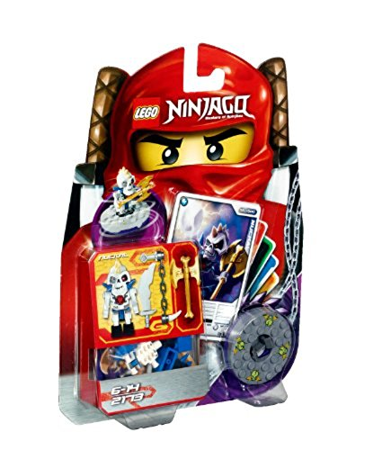 Amazon.com: LEGO Ninja Go Nut Cal 2173 (Japan Import): Toys ...