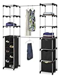 Best Closet Systems - Whitmor 6779-4511 Closet Rod, Deluxe Double Review
