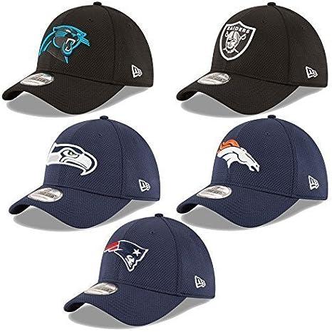 New Era Cap 39thirty Gorra NFL Sideline Tech Seahawks Raiders ...