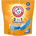 97-Count Arm & Hammer 2-IN-1 Laundry Detergent Power Paks