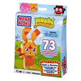 Mega Bloks Moshi Monsters Build-A-Monster - Katsuma (80651) Craft