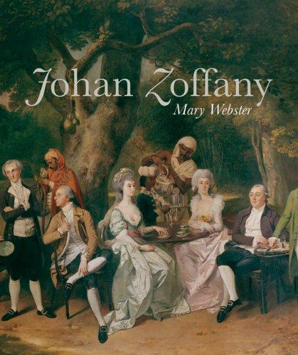 Johan Zoffany, R.A.: 1733-1810