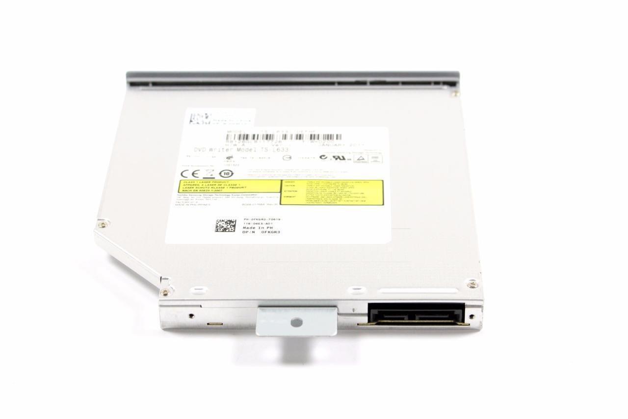SATA CD quemador de grabadora de disco óptico DVD-RW DVD-RAM Repalcement para TS-L633 C ts-l633j ts-l633l Slim interno Unidad óptica de 12,7 mm CD grabadora ...