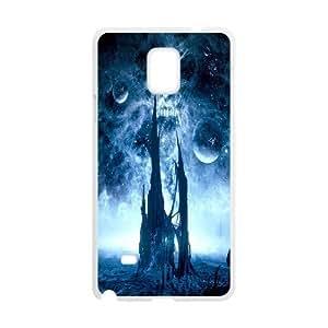 DIY Stylish Printing Three Body BOOK Cover Custom Case For Samsung Galaxy Note 4 N9100 MK1P502674
